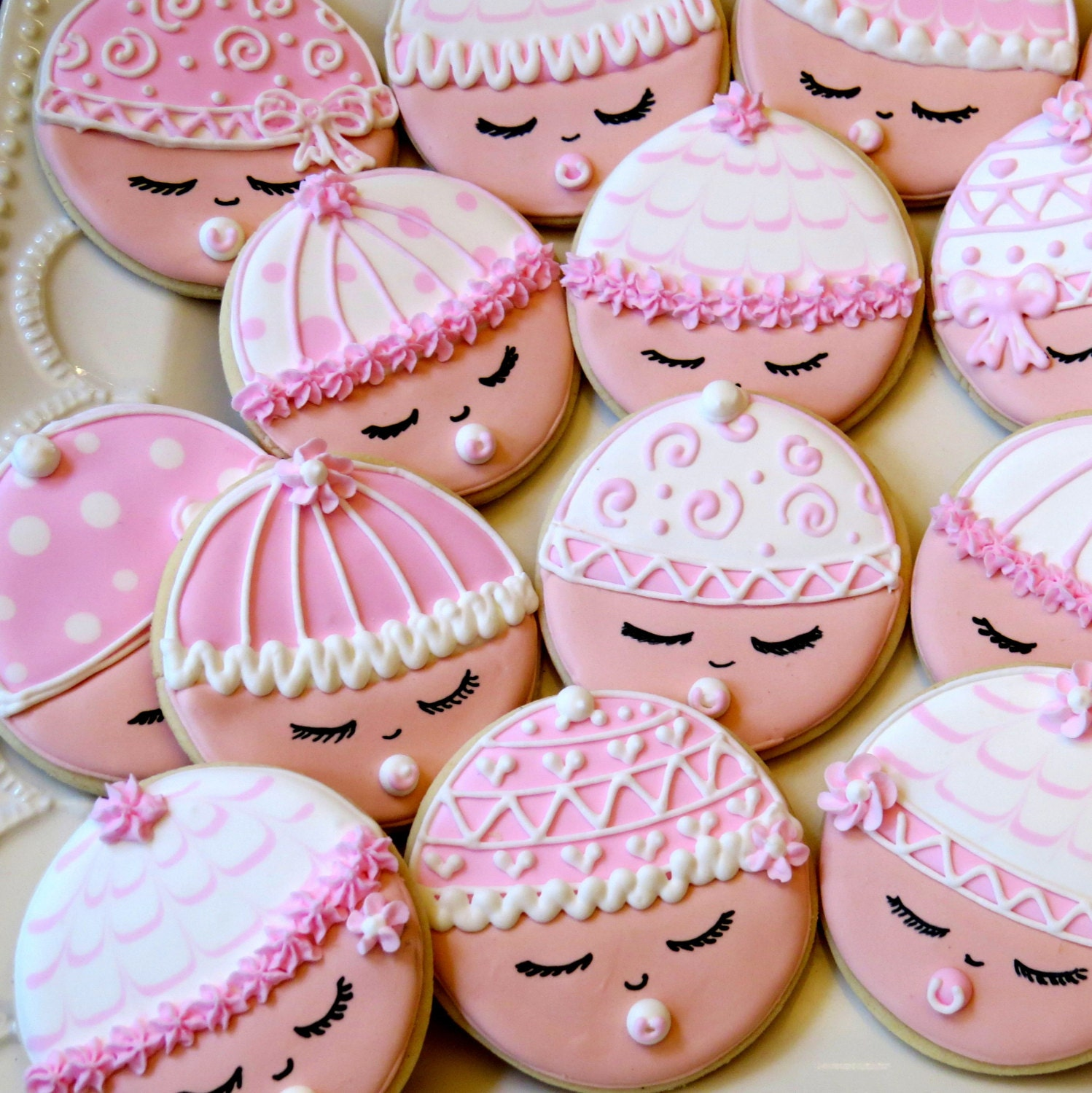 items similar to 12 custom baby shower favors sugar cookies on etsy