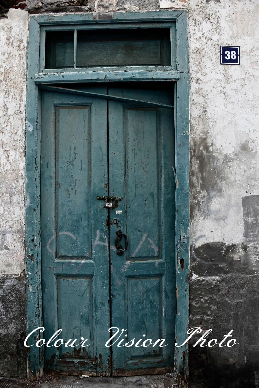 Forgotten doors - ColourVisionPhoto