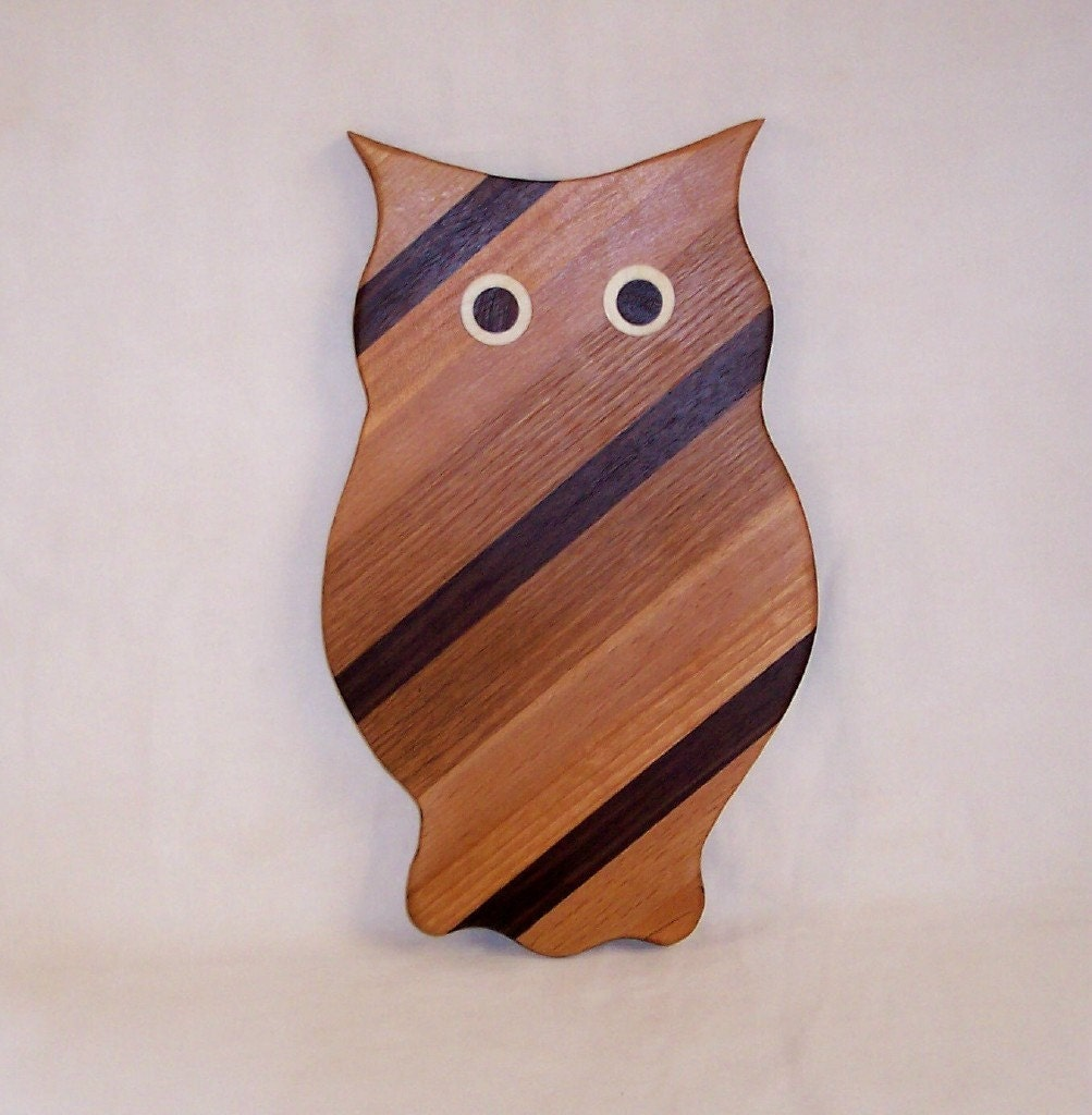 OWL Cutting Board