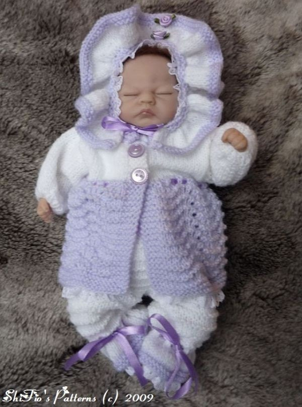 Emmy Doll Knitting Pattern : bebek takimlari 14 - semasemaank - Blogcu.com
