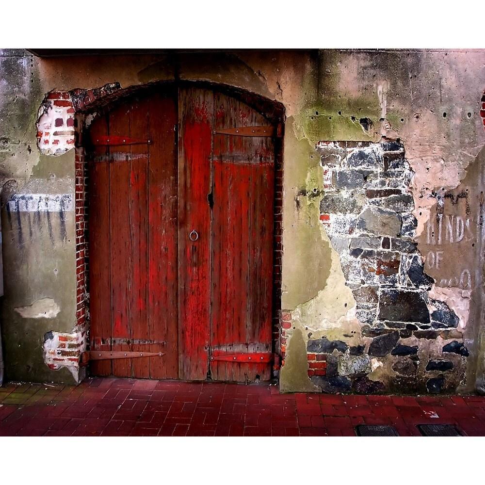 Old Savannah by Robert East