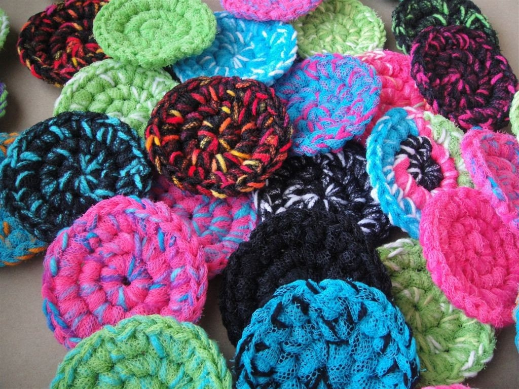set of Super Pot Scrubbers