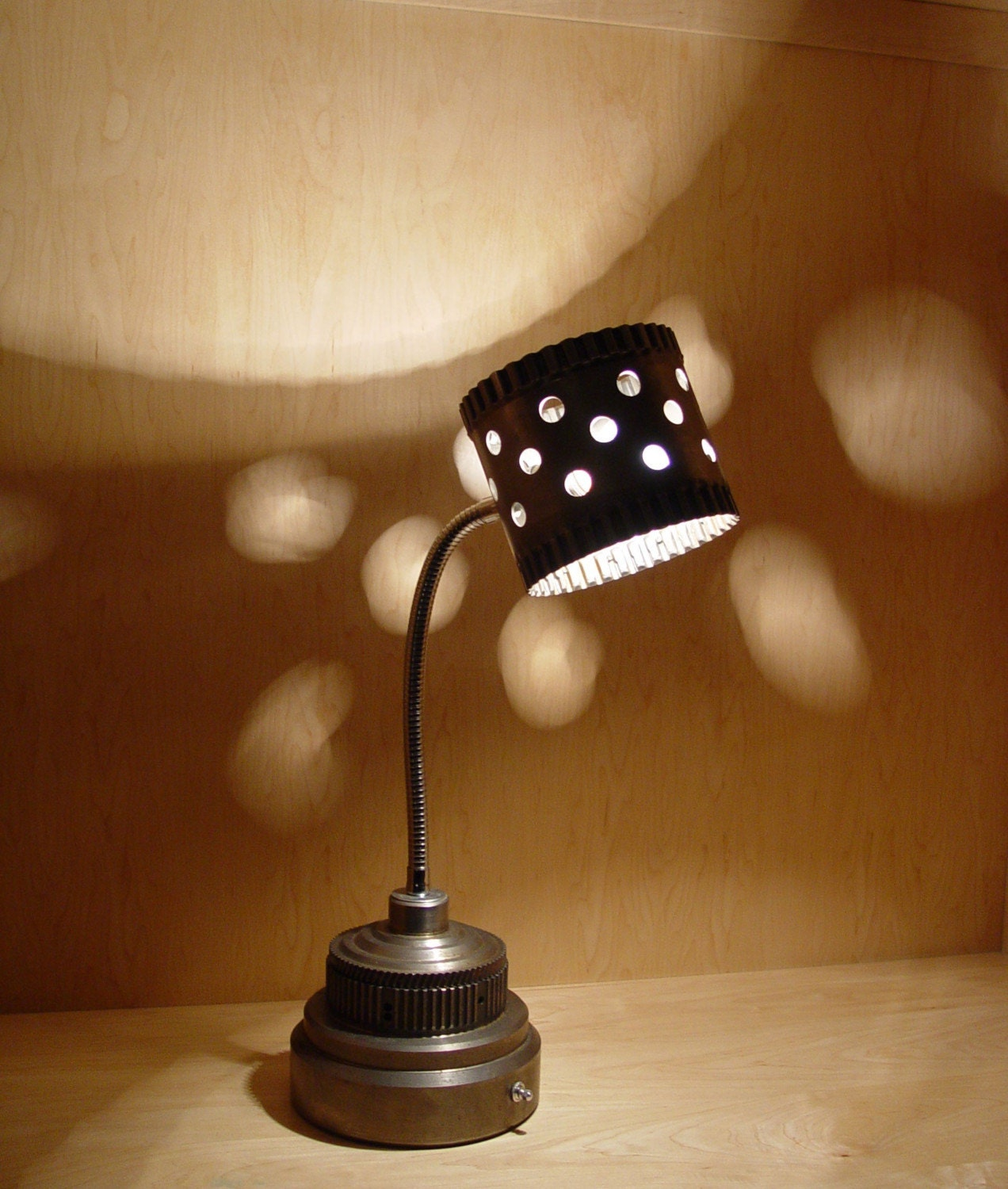 Etsy :: sksullivan667 :: The Desktop Arm Lamp from etsy.com