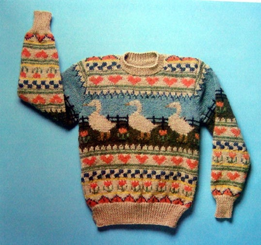 COUNTRY KNITS FOR KIDS Knitting Pattern Book Bunny by ...
