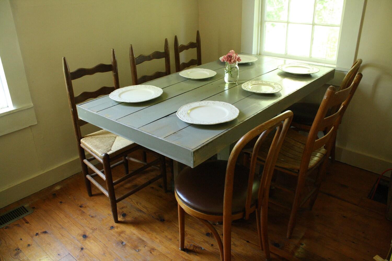 Momentos felices Mesa de comedor (madera Palet)