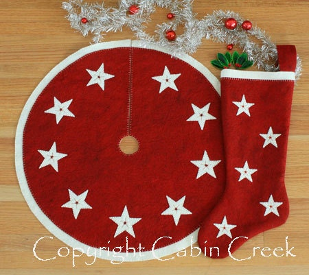 CHRISTMAS STOCKING FELT APPLIQUE PATTERNS | Patterns For You