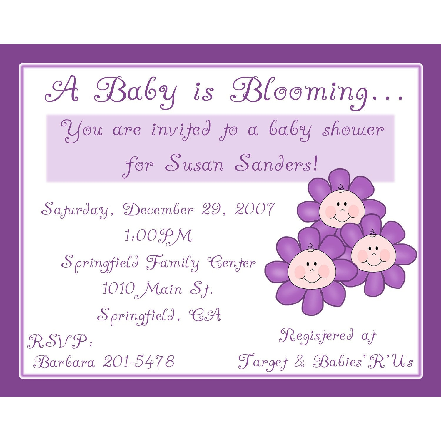 baby shower invitations for twins wording