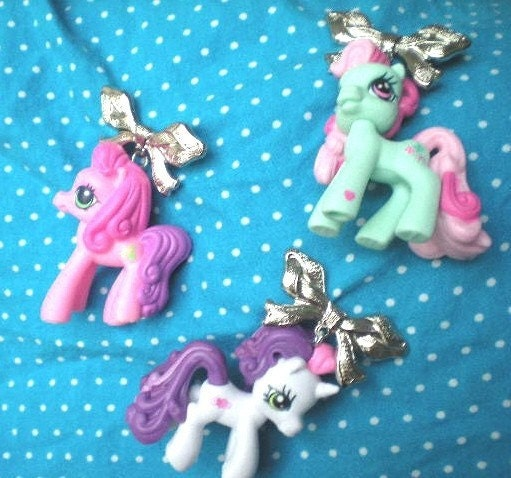 My Pretty Little Pony Brooch