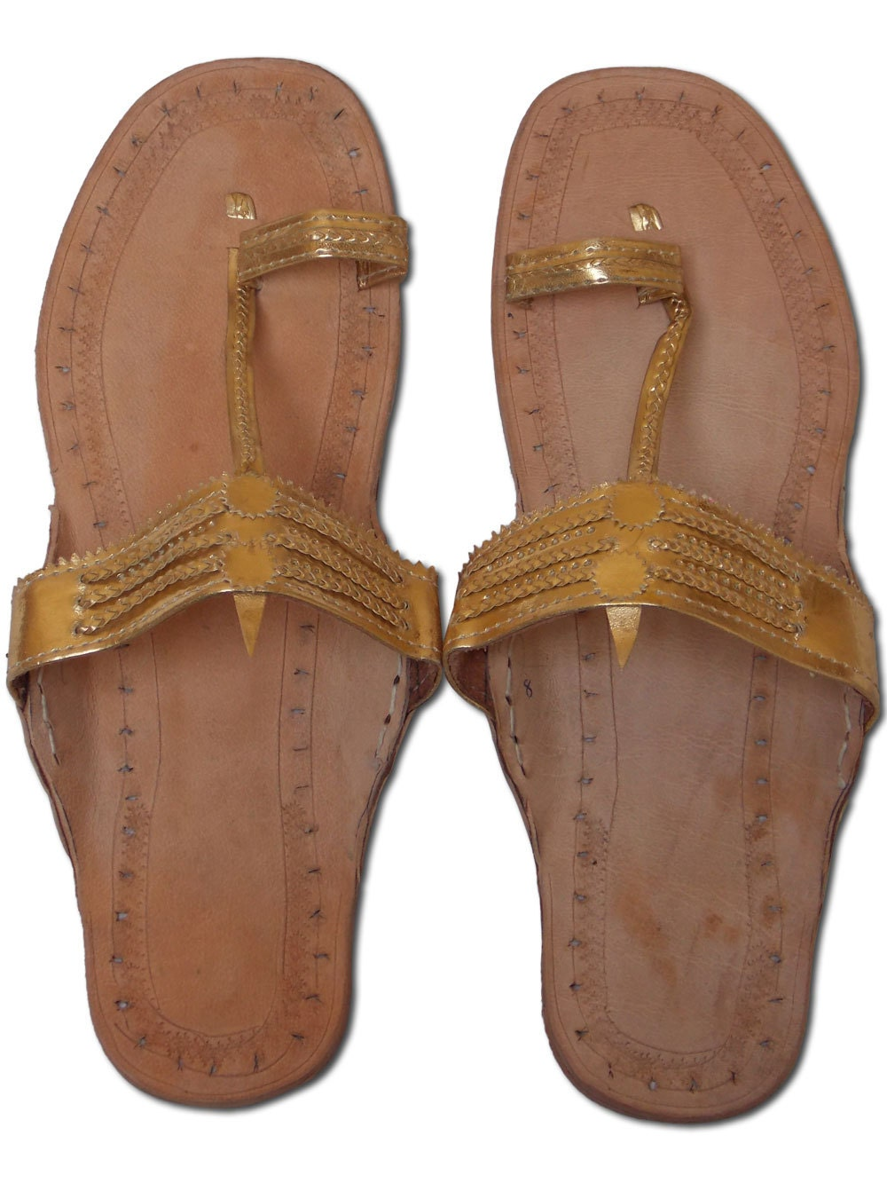 Indian Kolhapuri Slipper Women Shoes Men Punjabi By Subhworld