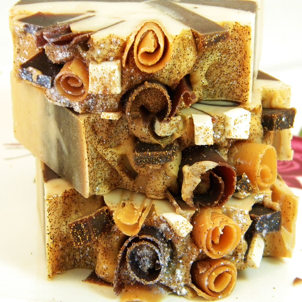 Vanilla Spice Handmade Artisan Vegan Soap - svsoaps