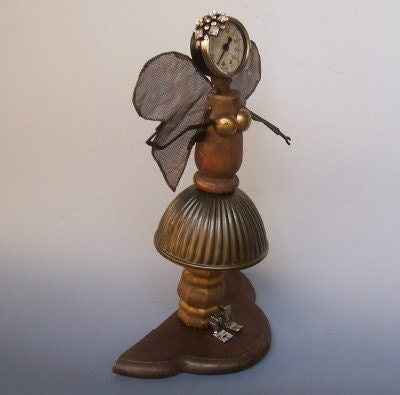 Steampunk Fairy Doll Radar Angel