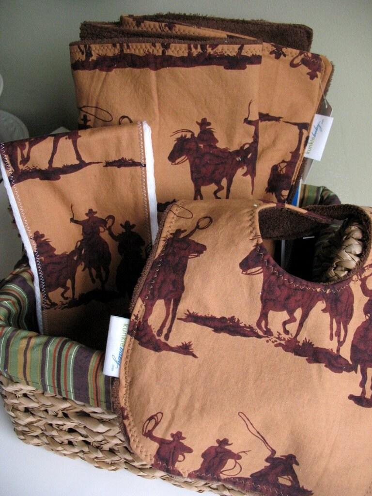 Wild Wild West Gift Set