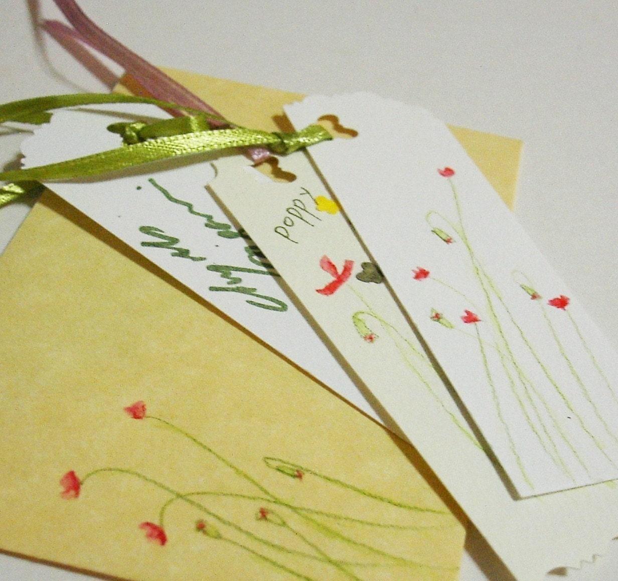 flat bookmark