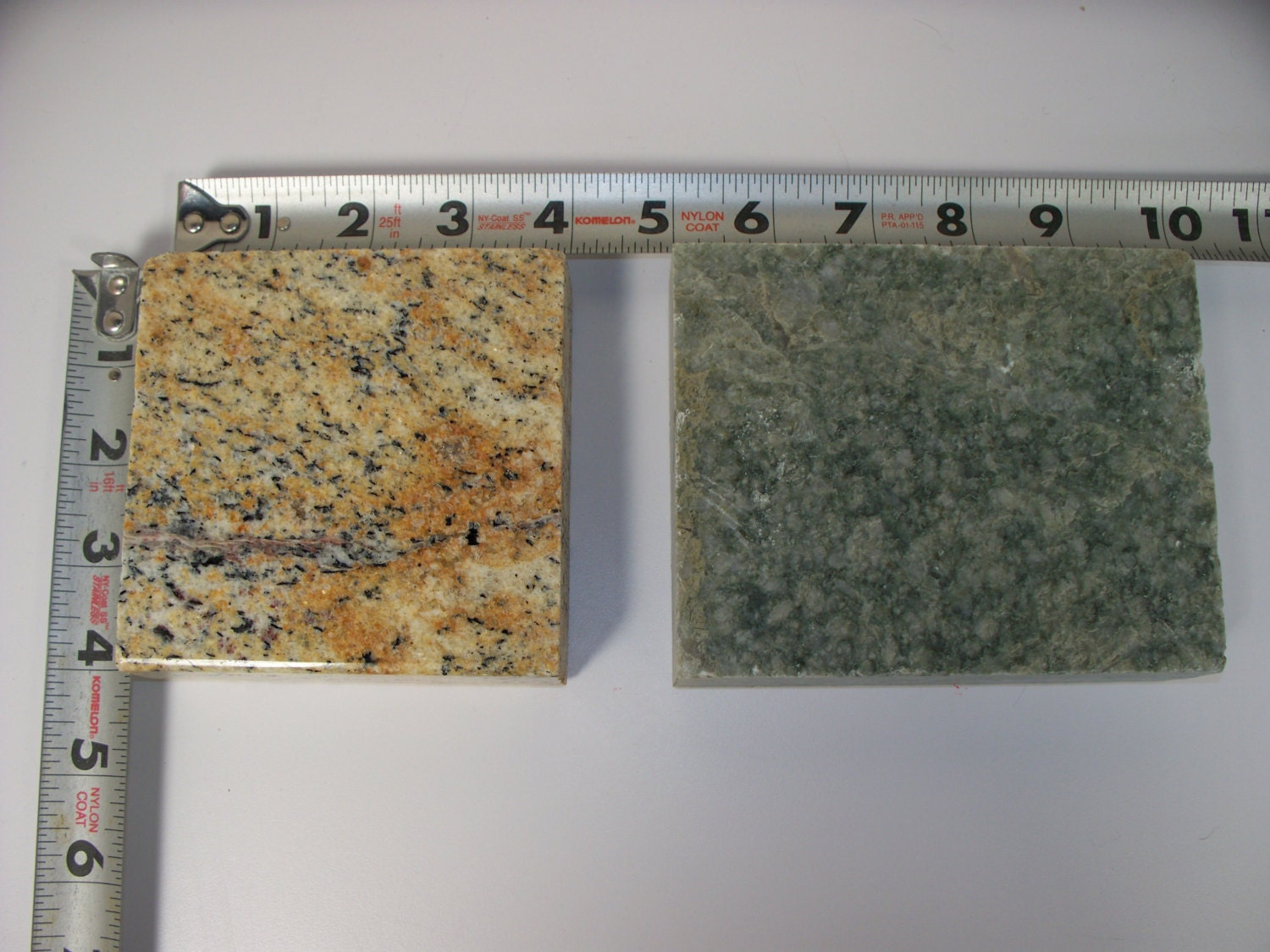 Granite Remnants Natural Stone Recycled Countertop Pieces Mosaic Stone ...