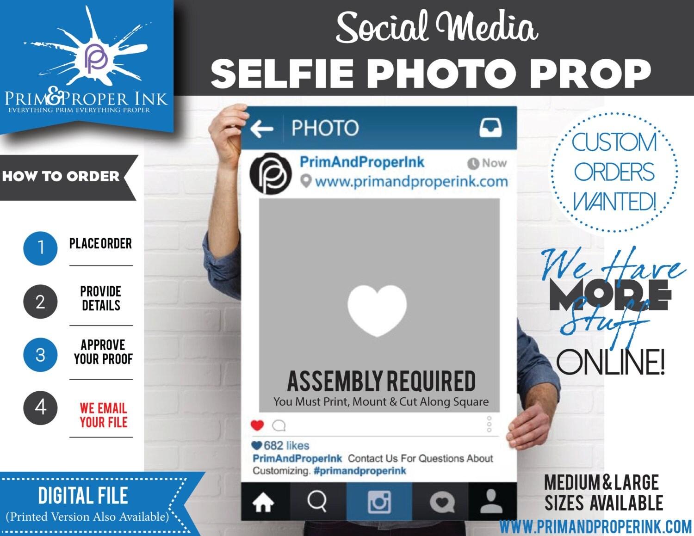 Template For Instagram Poster Iroshinfo - Instagram frame template