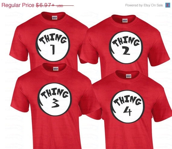 Thing 1 and Thing 2 Onesies Amazoncom