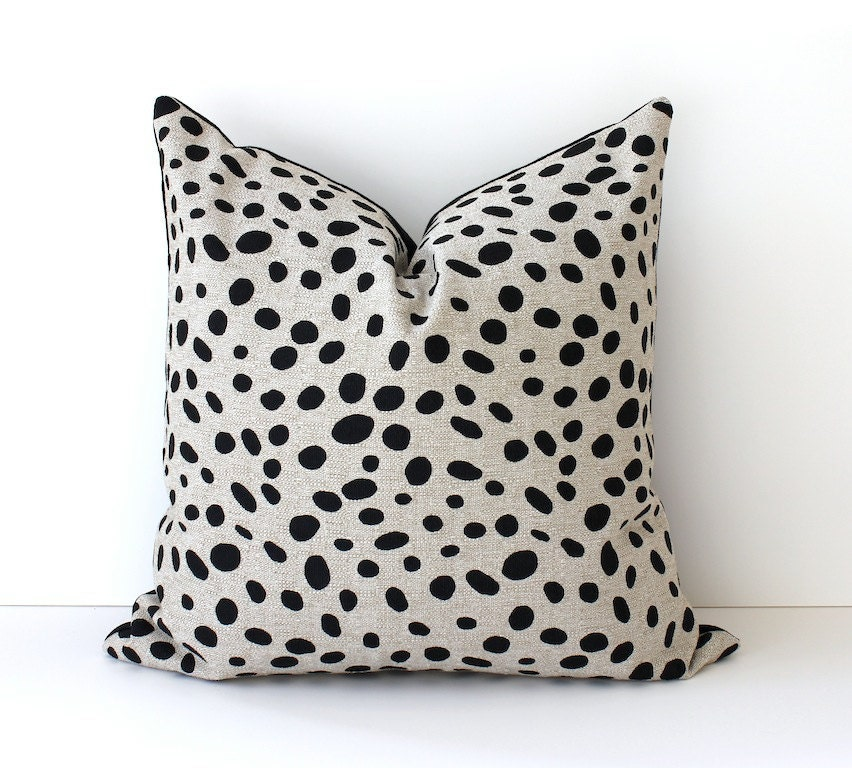 Trend Alert Dalmatian Print Home Decor: Fashionable Interiors: Spotted: Dalmation Print