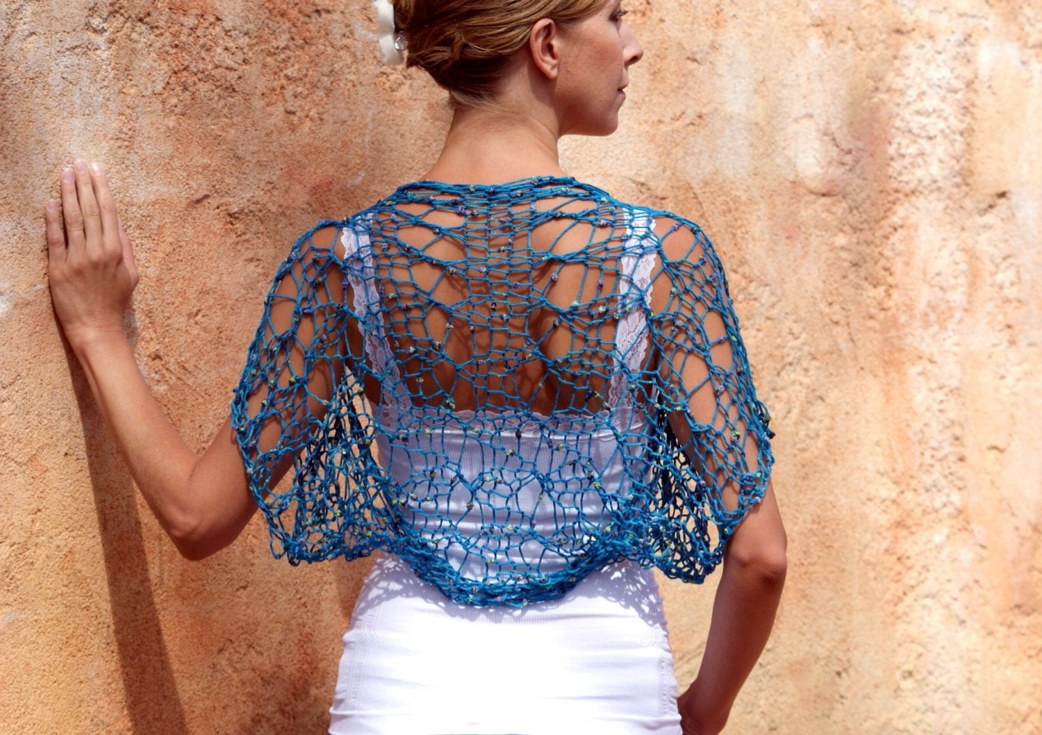 Sexy Knitting Patterns : Knitting PATTERN Kirra Openwork Lace Sexy by EvaBellaDesigns