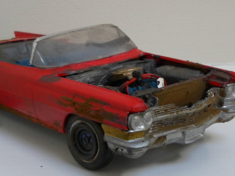 1964 Johan 1/24 scale model of
