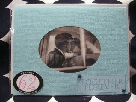 Vintage Together Forever Card - One of a Kind