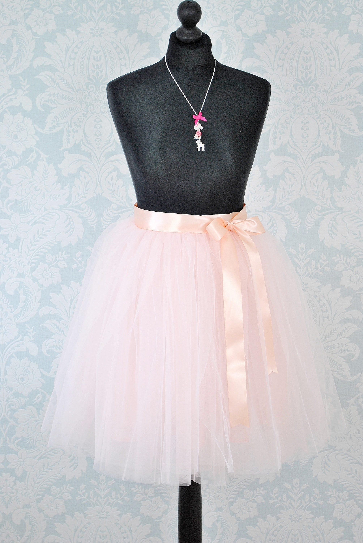 Adult Tutu SkirtLong Tulle SkirtBlack Tutu SkirtTutu Skirt For WomenWhite TulleBridal Tulle SkirtBlush Tutu SkirtWedding Tutu Skirt