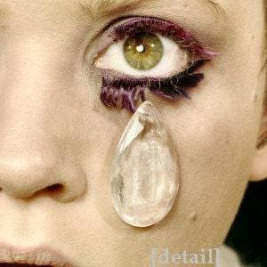 Giant Tears - Signed Photo - 5x7