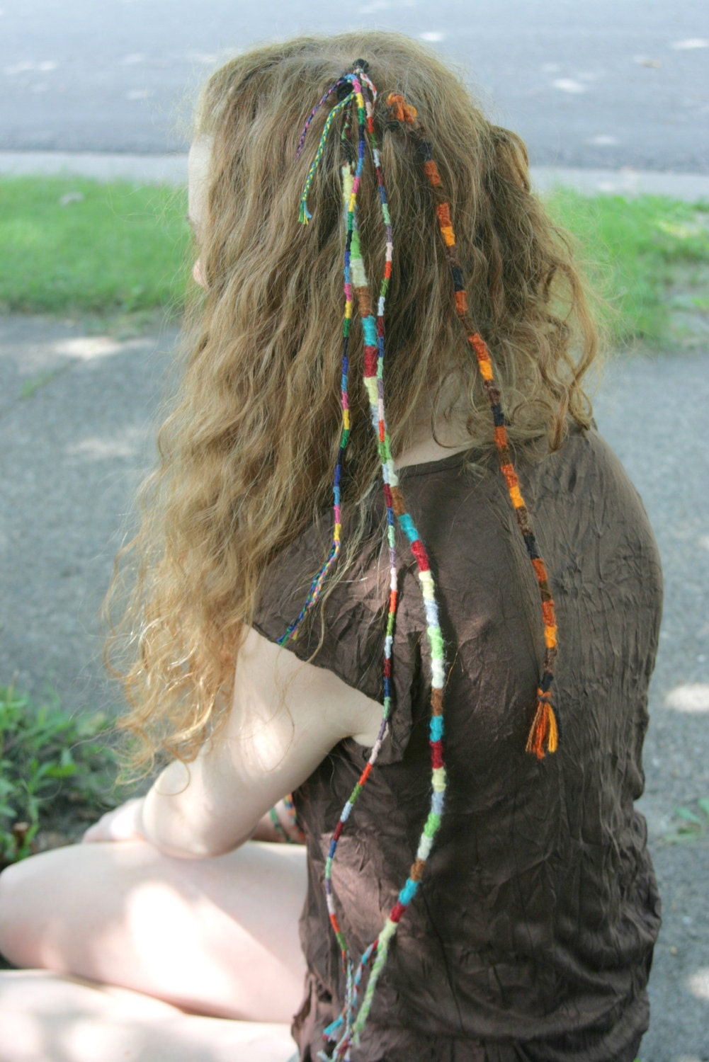 Hair Wraps: An Easy, Fun, Summer Craft for Tween Girls – Yahoo