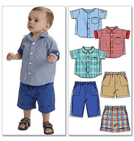 Baby clothes pattern boys shirts pants and by whatcamefirst for Boys pants and shirts