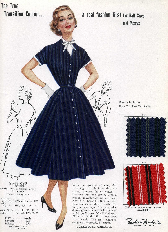 1950 Womens Fashion 1960s fashion trends for women