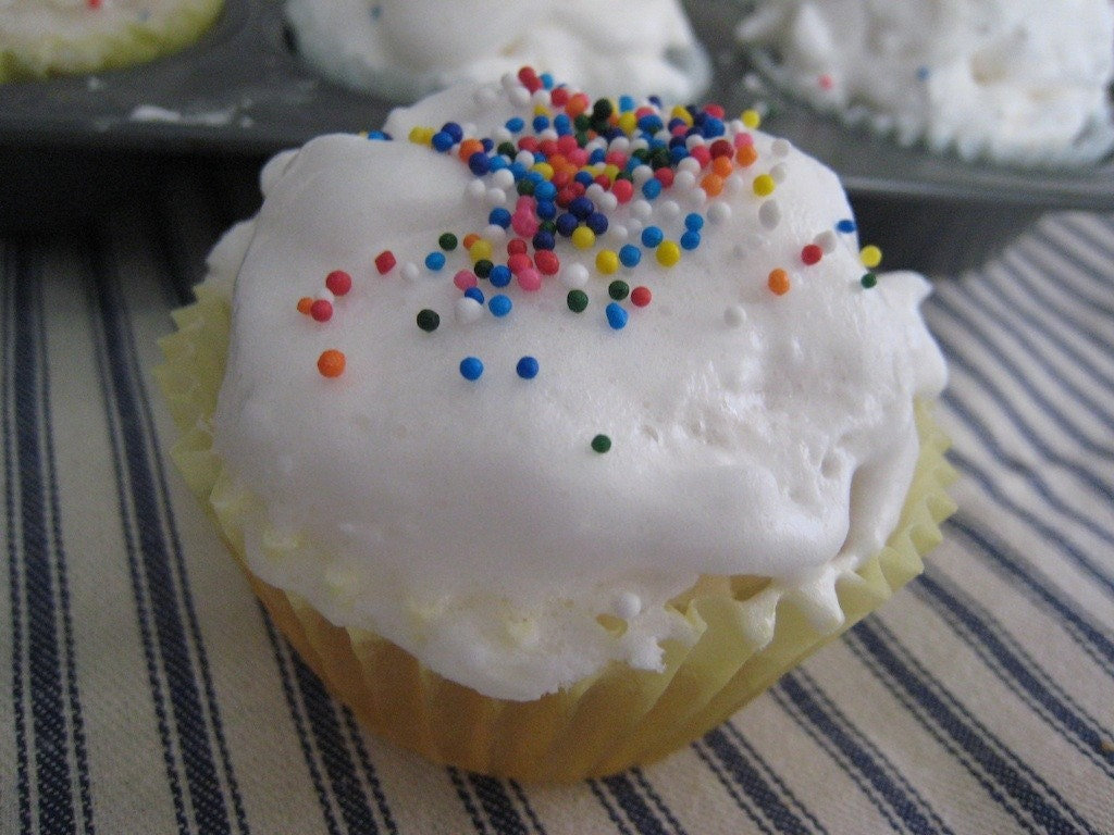 Cupcake Soap - Cake Scent- SLS free