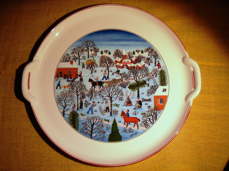villeroy and boch naif christmas | eBay.
