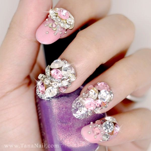 Unavailable listing on etsy for 3d nail decoration