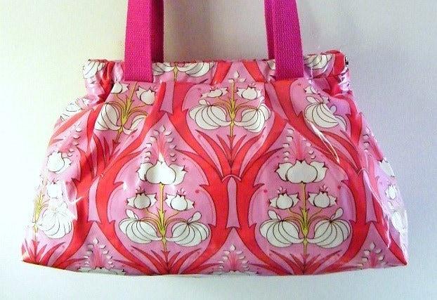 Urbanna Shoulder Bag - Pink Lily