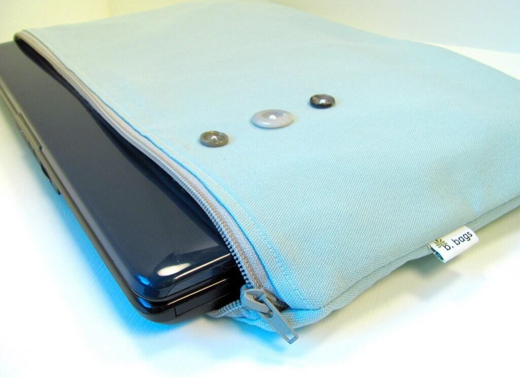 Upcycled Laptop Sleeve