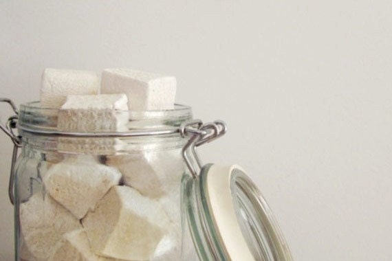 Handmade Maple Marshmallows, 1 Dozen - whimsyandspice