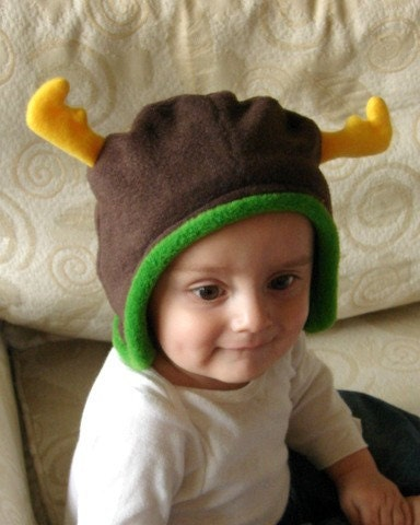 MOOSE HAT -- Small