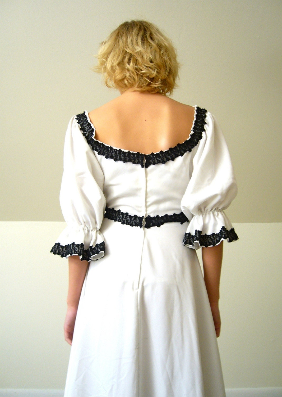 The Steampunk Wedding Dress