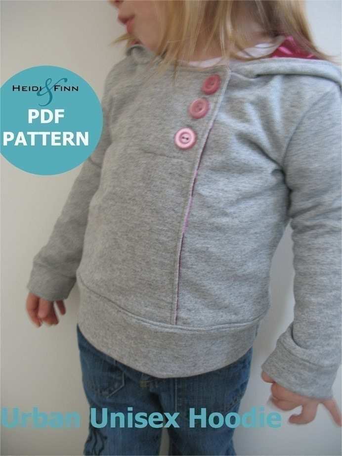 Mama Lusco Handmade: Hoodies for Fall & PDF Pattern Makers