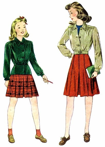 Fashion by the Decades  Who What Wear UK