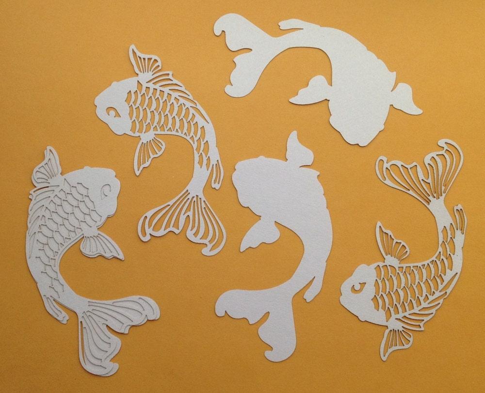 Popular Items For Koi Fish Carp On Etsy