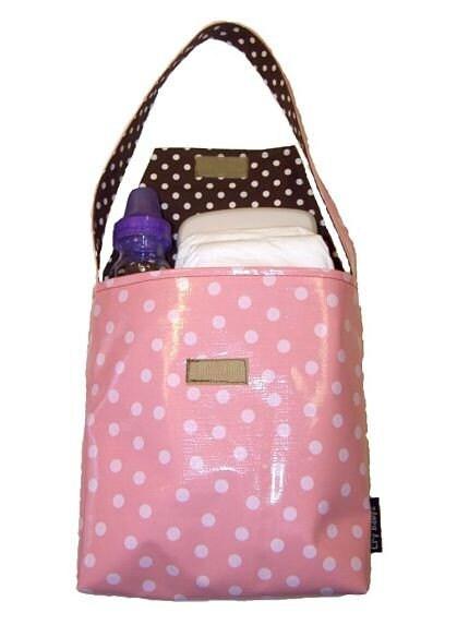 Baby GIft Set for Baby Girl-Burp,Diaper Bag,Baby Hat