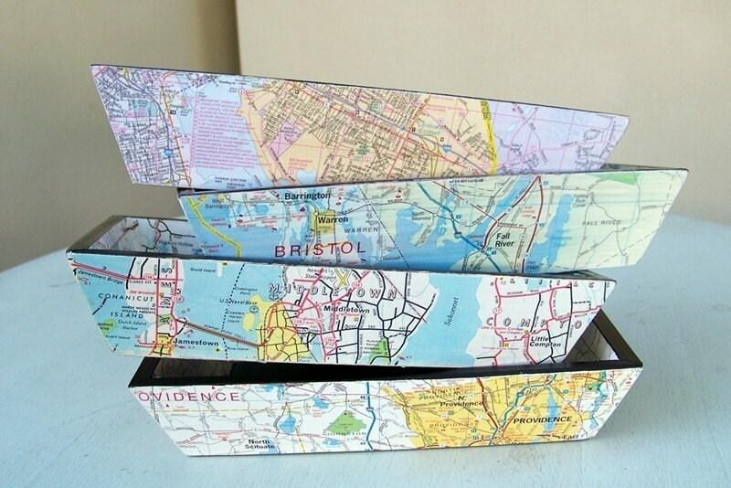 Custom Map Tray