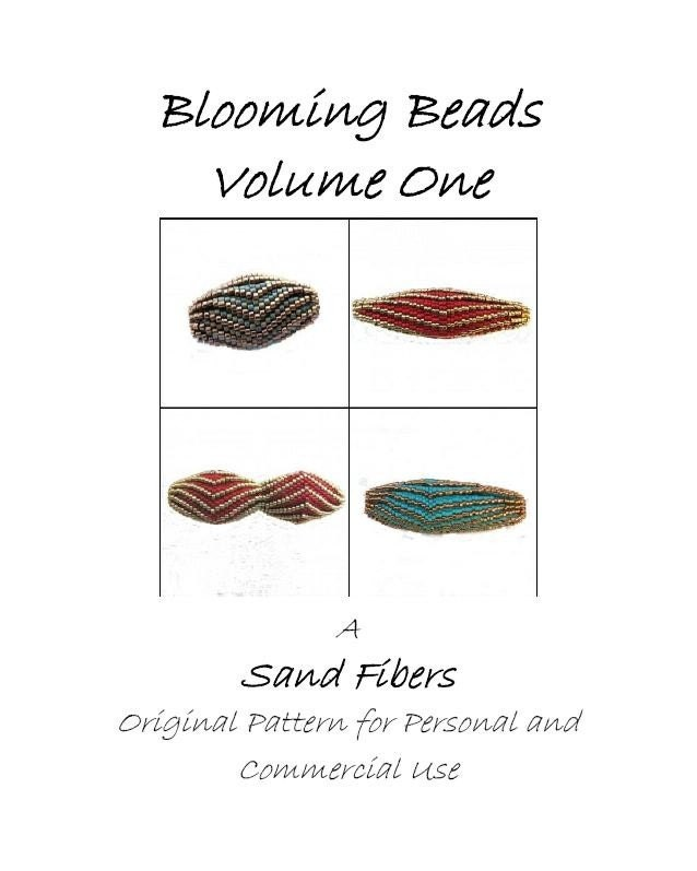 Blooming Beads - Volume One For Personal and Commercial Use  PDF Pattern