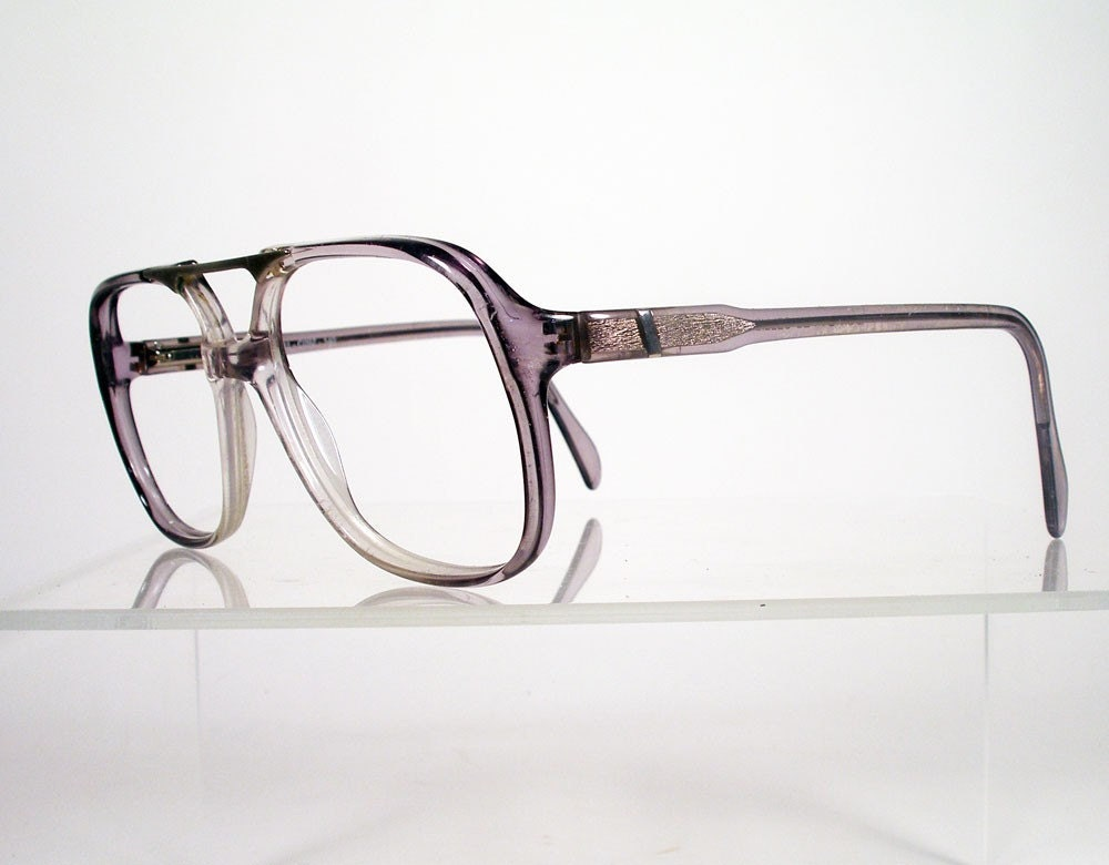 1970s gemstyle cellidor drivers style eyeglass frames by