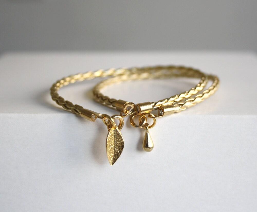 braided gimp bracelets - photo #37
