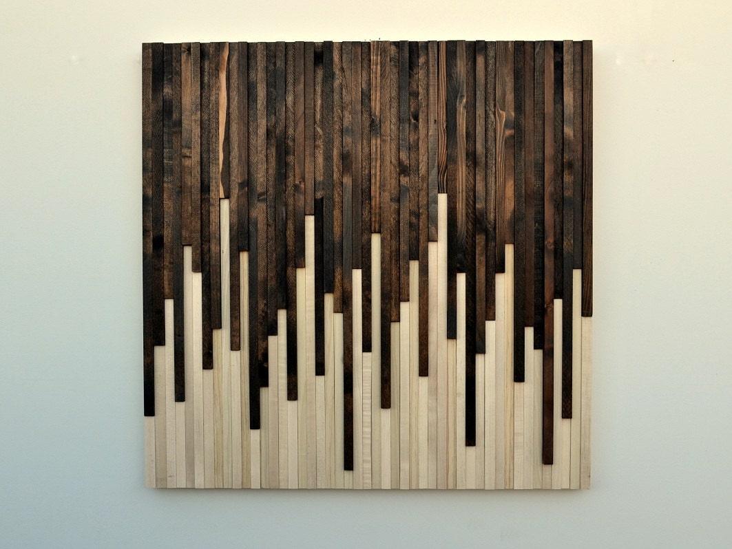 Wood wall art ideas   Woodworking ideas