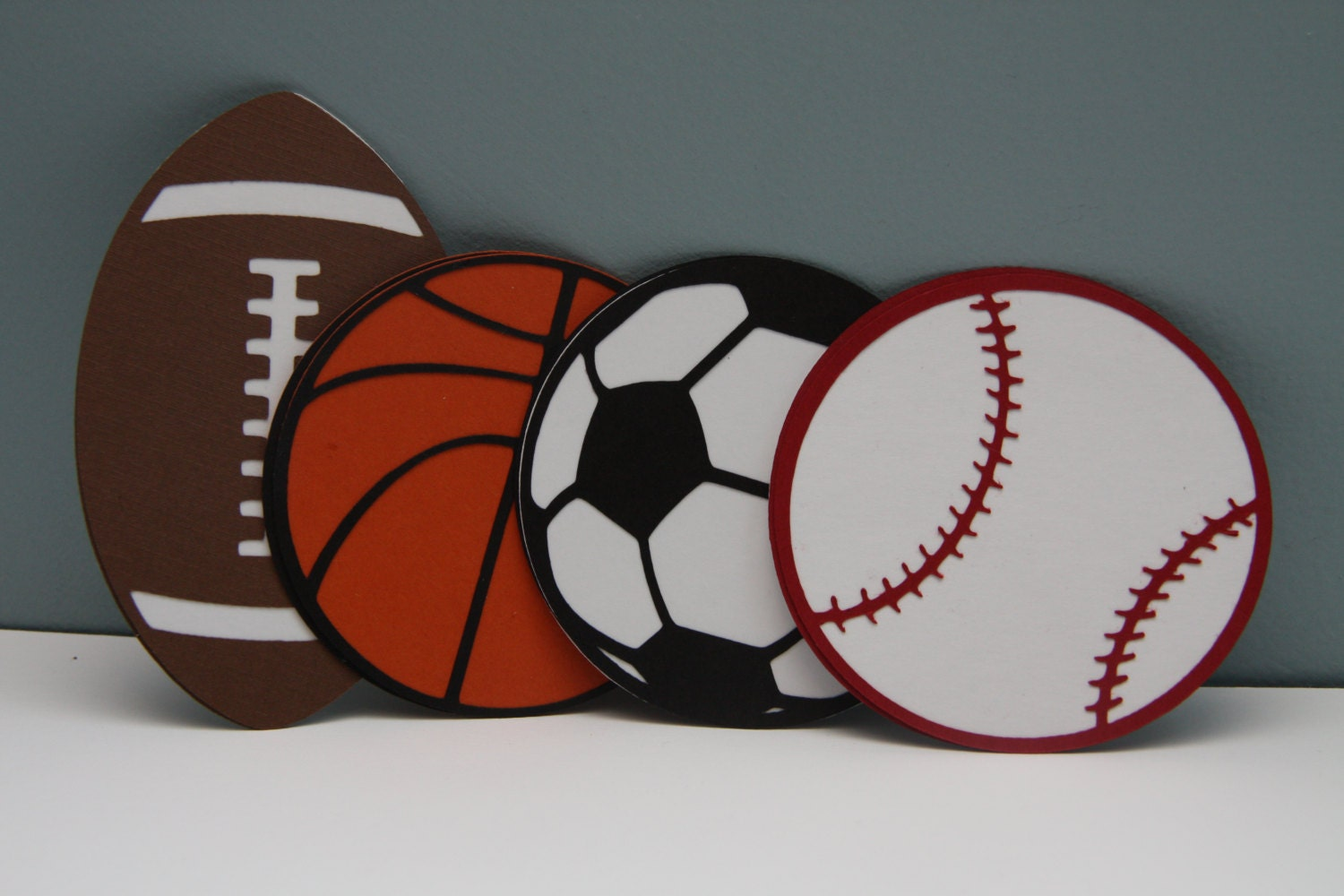 Il Sports Ball Cuts Set Of Opt Dou Each Style