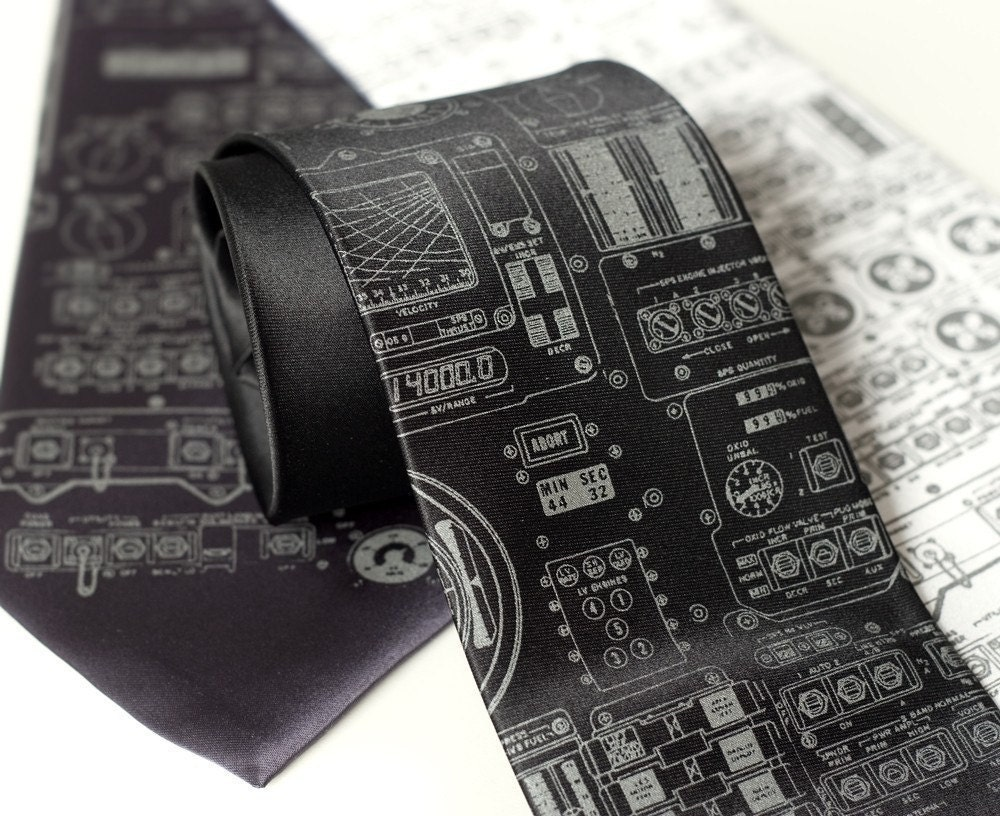 Rocket Science Tie