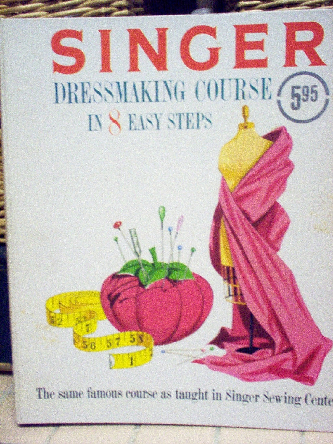 Singer Dressmaking Course: Is The Fabric Right for the Design?