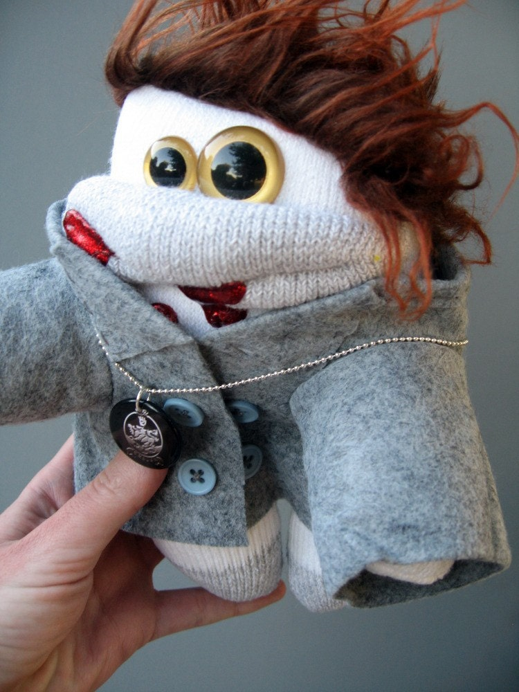 Edward Cullen the Sock Zombie